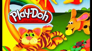 Play Doh Super Color Fun Pack 20 Cans! Learn the colors! Unboxing and Learning