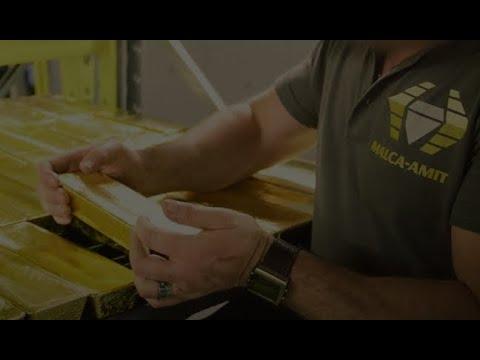 Notre partenaire Malca-Amit - Société de gardiennage d'or et d'argent physique