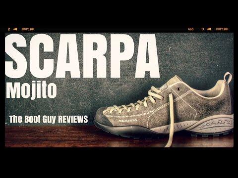 SCARPA MOJITO [ The Boot Guy Reviews ]