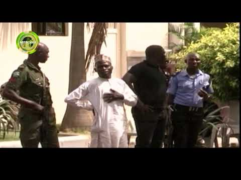 DINO MELAYE ARRESTED AFTER 24-HOUR POLICE SIEGE ON HIS ABUJA HOME