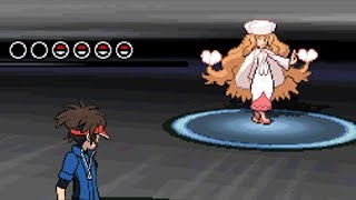 Sigilyph  - (Pokémon) - 3rd Elite Four Battle vs Caitlin [Pokemon Black 2]