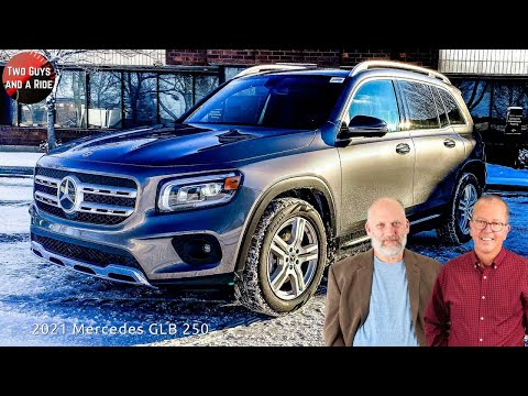 Mercedes-Benz GLB 250 4MATIC Baby G-Wagen /// @ $49k