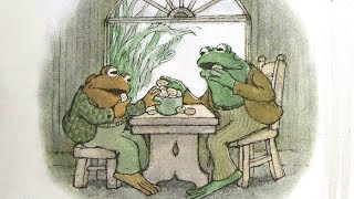 CRAFSMAN READS #3: Frog And Toad Together - Cookies (Studio Mic)