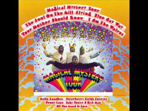 The Beatles - Magical Mystery Tour instrumental cover