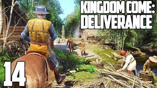 FANCY ARMOR AND BLOOD   Kingdom Come: Deliverance Gameplay Let's Play #14