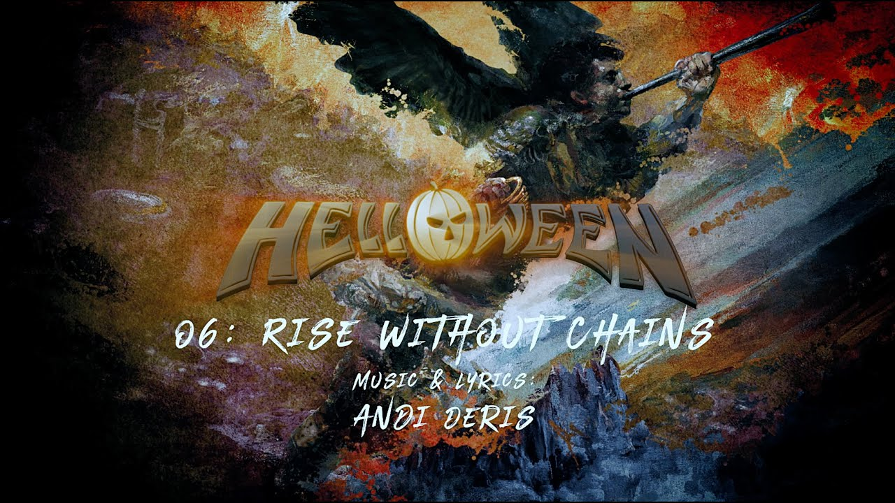 HELLOWEEN - Rise Without Chains