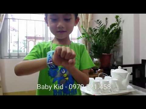 Đồng hồ đinh vị trẻ em BabyKid GW400S