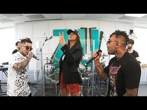 Lino Golden & Antonia & Alex Velea – Panamera rock [Live La Radio Zu] Video