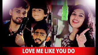 മാഷപ്പ് തകർപ്പൻ വീഡിയോ Love Me Like You Do Malayalam Mashup  -Thanseer Koothuparamba,Zifran,Sneha