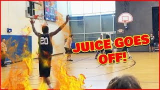 Down 20 Points And Then Juice Does THIS...  (Juice Hoops Ep.6)
