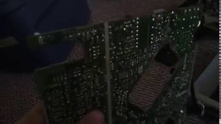 HOW TO FIX A DVD PLAYER THAT WONT POWER UP  (PHILLIPS DVP 642)