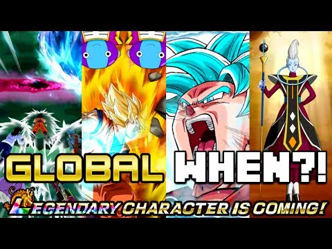 WHEN WILL GLOBAL GET THE NEW SUMMONING ANIMATIONS?! | Dragon Ball Z Dokkan Battle
