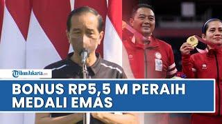 Jokowi Apresiasi Atlet Paralimpiade Tokyo 2020, Berikan Rp5,5 M untuk Bonus Peraih Medali Emas