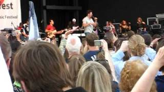 """Danny Gokey- """"What Hurts the Most"""" in Milwaukee"""