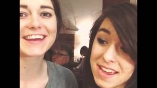 "Christina Grimmie and Sam Behymer - ""Counting Stars"""