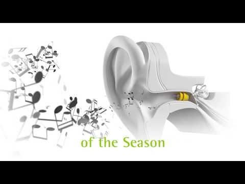 Rediscover the sounds of the Season with Phonak Lyric – the world's only 100% invisible hearing aid!