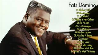 Fats Domino Greatest Hits Collection    The Very Best of Fats Domino