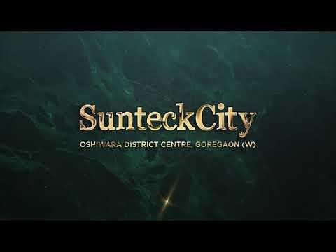 3D Tour of Sunteck City 4th Avenue