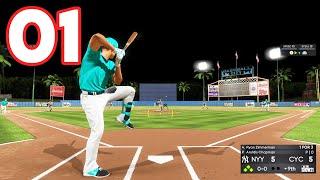 MLB 21 Diamond Dynasty - Part 1 - The Beginning