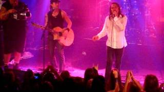 Charon - At the End of Our Day (Acoustic) @ Virgin Oil Co. Helsinki 22.7.2011