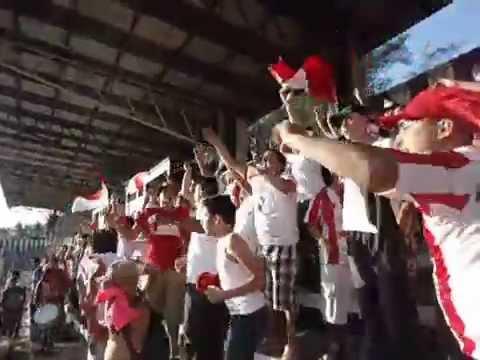 """Dale Dale Tren... Barra Kamikaze"" Barra: Barra Kamikaze • Club: Real Estelí"