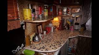 Мозаика  на кухне.