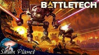 Посмотрим что за ► BATTLETECH #01 (начало) | пошаговая стратегия, тактика, мехи | прохождение на рус