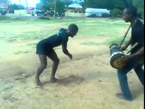 Ayanshina Khalid Yoruba Bata dance