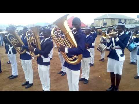 Download Nigerian National Anthem By The Boys' Brigade Nigeria, Jabi Battalion Band. @ Kado Life-Camp, Abuja. HD Mp4 3GP Video and MP3