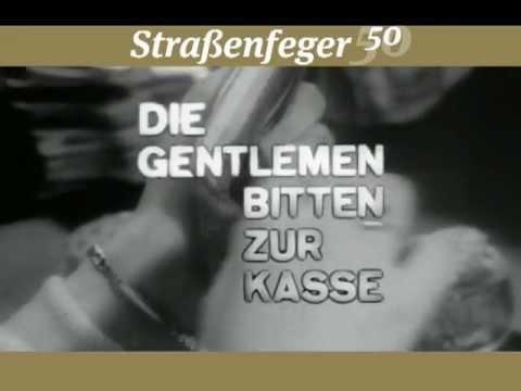 Straßenfeger 50 - Die Gentlemen bitten zur Kasse / Hoopers letzte Jagd