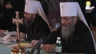 Блаженнейший Онуфрий объяснил, почему в Церкви служат на старославянском