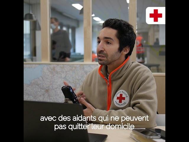 Croix-Rouge chez vous - un dispositif exceptionnel de conciergerie solidaire