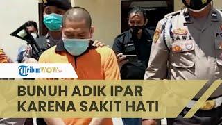 Seorang Pria di Kota Mataram Bunuh Adik Iparnya karena Sakit Hati Sering Dihina