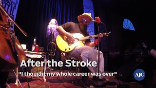 VIDEO: After Stroke, Songwriter Angie Aparo thought his career was over