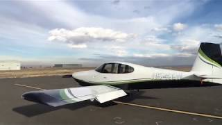 RV-10 Airplane Tour