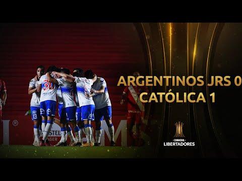 Melhores momentos | Argentinos Juniors 0 x 1 Unive...