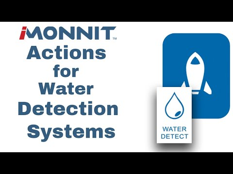 creating actions for water detection