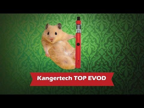 Kangertech TOP EVOD Kit - электронная сигарета - видео 1