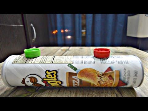 5 Pringles Tricks | COOL Life Hacks  👍