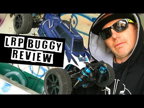 MOST DURABLE RC CAR! - LRP 1/10th 4x4 Buggy - Review & Bash