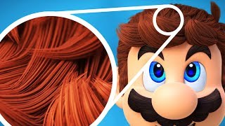 The Problem with Mario's Hair