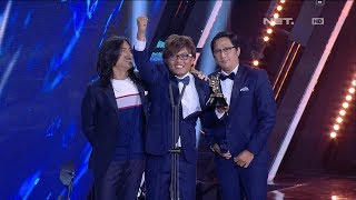 Curhatan Sule Waktu Ketemu Hailee Steinfeld di Indonesian Choice Awards 5.0 NET