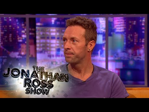 Gwyneth Paltrow's Contribution To Chris Martin's Album - The Jonathan Ross Show