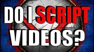 Lets Talk About Scripting Video