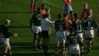 1992.Öster-AIK.0-2.Mästerskapsserien.Sportnytt