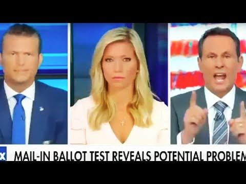 Operation Help Trump Dodge Election Underway At Fox News