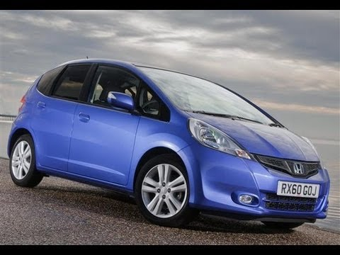 Honda Jazz (2008 - 2015) Review Video