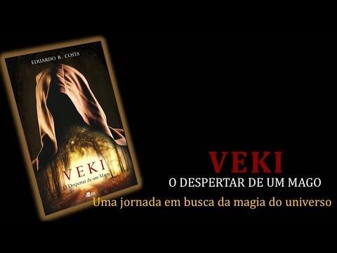 VEKI - O despertar de um mago (Book Trailer)