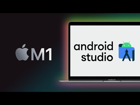 M1 MacBook - Android Studio Setup and Performance - YouTube