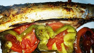 Как приготовить скумбрию.Скумбрия в Духовке | Roasted Mackerel with Vegetables
